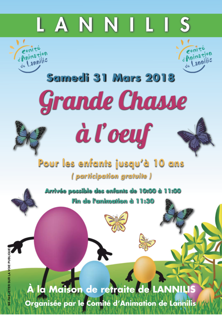 Affiche chasse a l-oeuf 2018-A4.pages